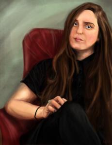 Portrait - Evangeline Spracklin