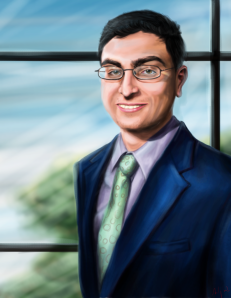 Portrait - Kunal Vaswani