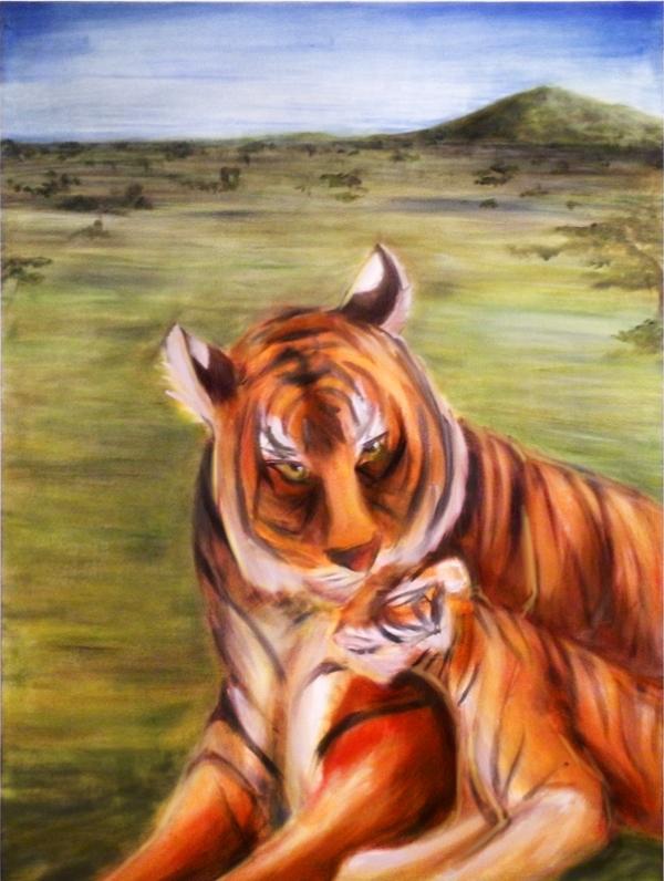 Tiger Kiss